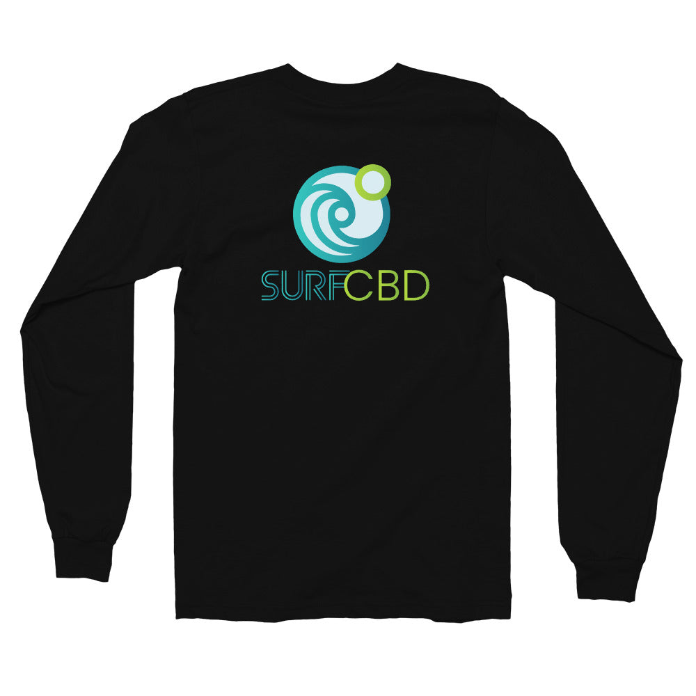 Surf CBD Long Sleeve T-Shirt