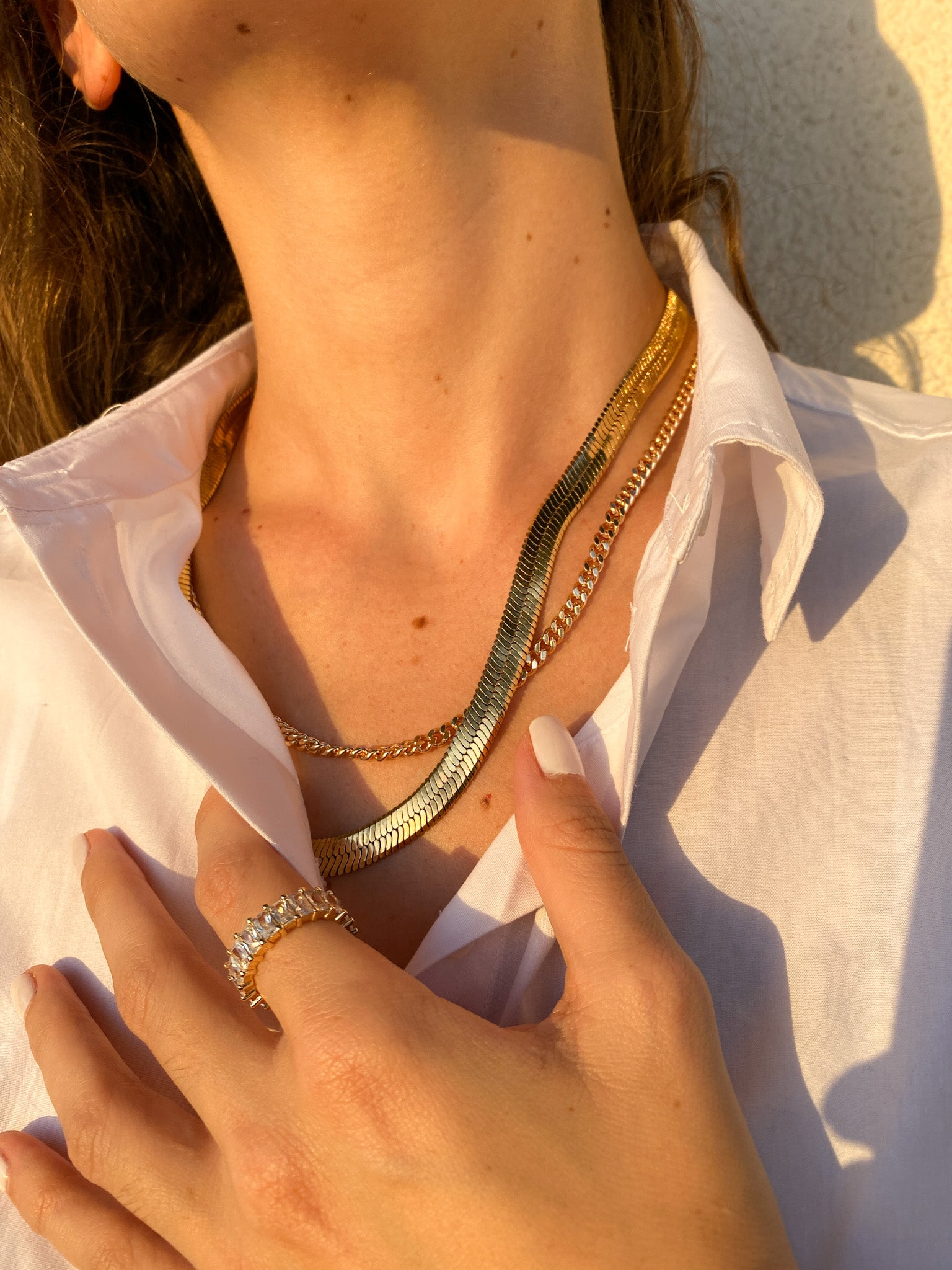 Thin Chain Necklace