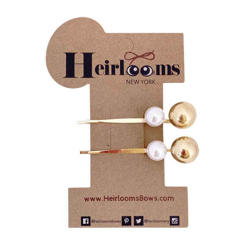 Bobby Pins by Heirlooms