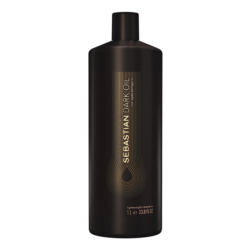 Dark Oil Shampoo by Sebastian