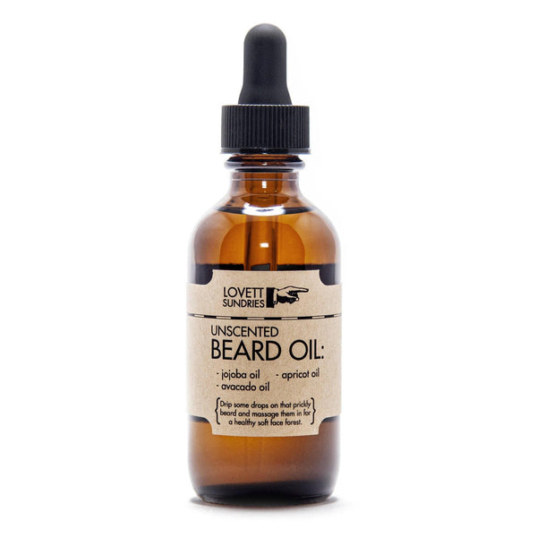 Beard Oil by Lovett Sundries