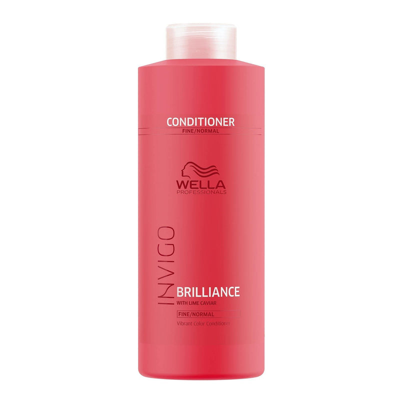 Invigo Brilliance Conditioner by Wella