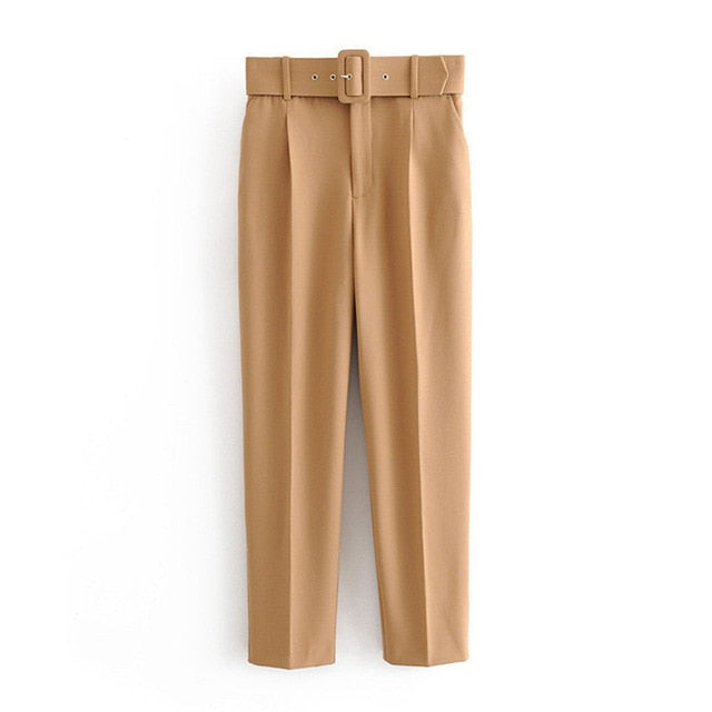 Office Lady Suit Pants