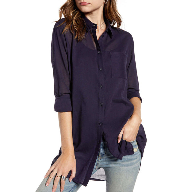 Blouse Tunic Top