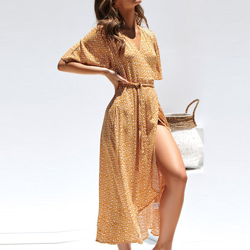 Breezy Robe Dress