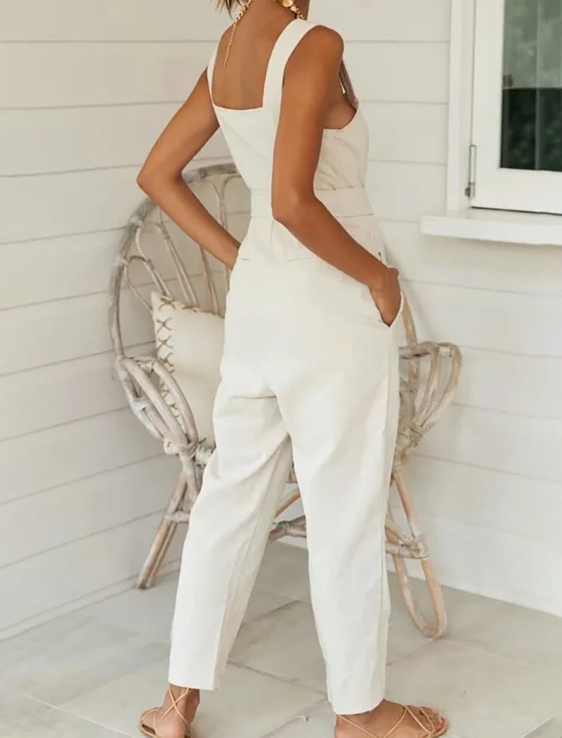 Breezy Jumpsuit