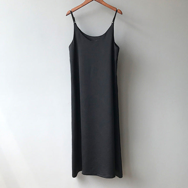 Sexy Slim Camisole Dress