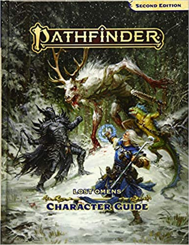 PathFinder 2nd ed Lost Omens Character Guide
