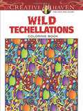 Creative Havens Wik Wild Techellations Coloring Book