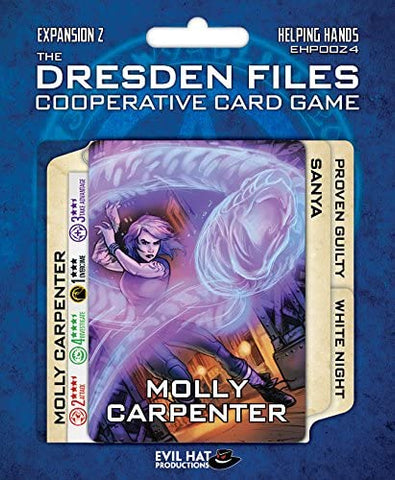 Dresden Cooperative Card Game Helping Hands