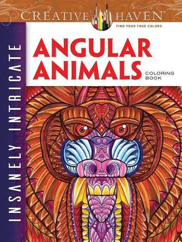 Creative Haven Martyn Angular Animals