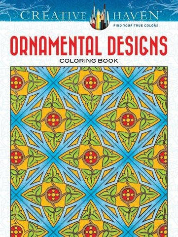 Creative Haven Alves Ornamental Designs