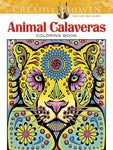 Creative Haven Agredo Animal Calaveras