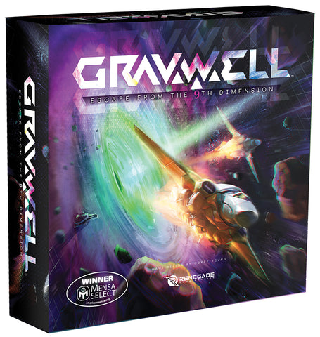 Gravwell Escape from the 9th Dimension
