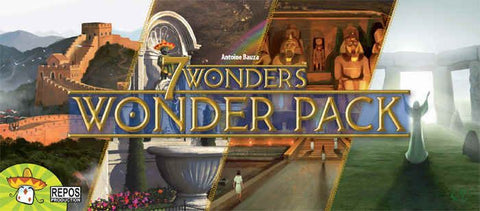 7 Wonders Wonder Pack Expansion