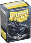 Dragon Shield Matte Slate Sleeves