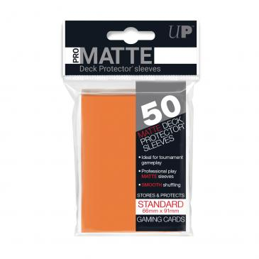 UPR Orange Pro-Matte Deck Protectors