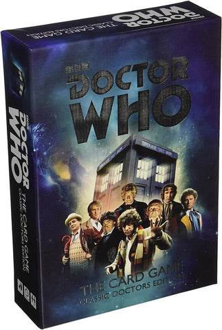 Doctor Who Card Game: Classic Doctors
