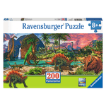 In Land of Dinosaurs 200 pc