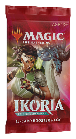 Magic: The Gathering: Ikoria Draft Booster Pack