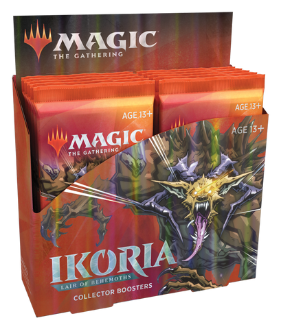 Magic: The Gathering: Ikoria Japanese Language Collector Booster