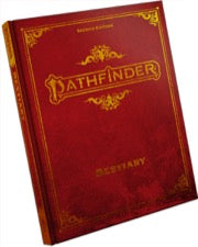 PathFinder 2nd ed Bestiary Special Edition