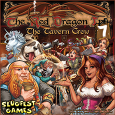 Red Dragon Inn: 7 The Tavern Crew