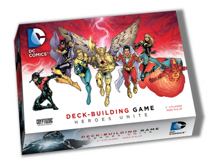 DC Deck-Building Game Heroes Unite