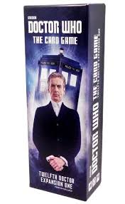 Doctor Who Card Game: 12th Doctor
