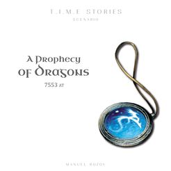 TIME Stories: Prophecy Dragons
