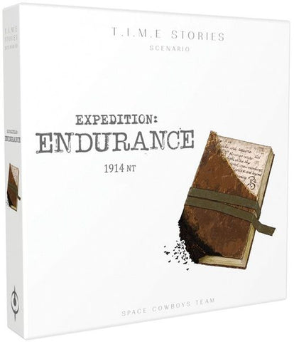 TIME Stories Expedition: Endurance 1914