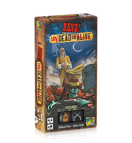BANG! Dice Game: Undead or Alive