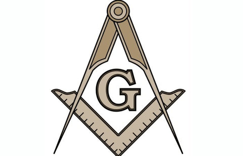 This is the masonic symbol that represents God