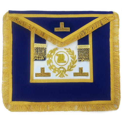 Craft Grand Officers Orator Full Dress Apron - Regalialodge