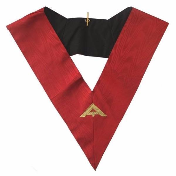 Masonic AASR collar 18th degree - Knight Rose Croix - Senior Warden - Regalialodge