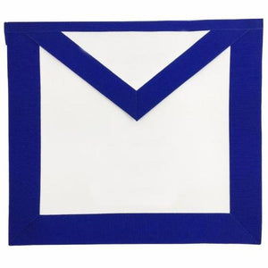 Masonic Blue Lodge Basic Apron 0.0 star rating Write a review - Regalialodge