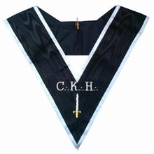 Load image into Gallery viewer, Masonic Officer's collar - ASSR - 30th degree - CKH - Deuxième Grand Juge - Regalialodge