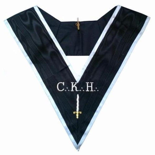 Masonic Officer's collar - ASSR - 30th degree - CKH - Deuxième Grand Juge - Regalialodge
