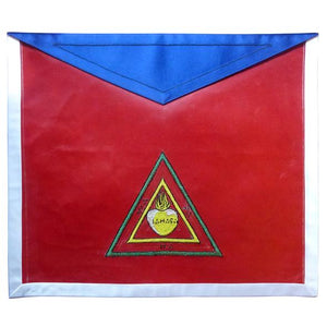 Masonic Scottish Rite Masonic Apron - AASR - 26th Degree - Regalialodge
