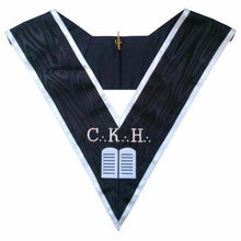 Load image into Gallery viewer, Masonic Officer's collar - ASSR - 30th degree - CKH - Grand Orator - Regalialodge