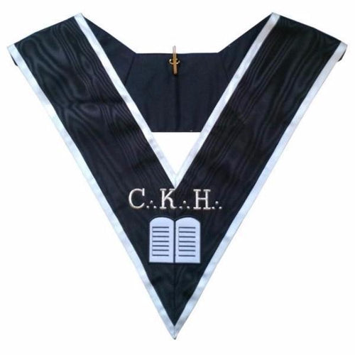 Masonic Officer's collar - ASSR - 30th degree - CKH - Grand Orator - Regalialodge