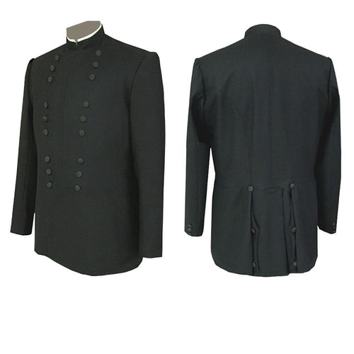 Knights Templar Masonic Commander and Grand Commander Frock Coat - Regular - Regalialodge