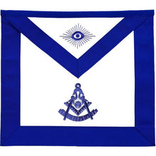 Load image into Gallery viewer, Masonic Blue Lodge Apron Past Master - Regalialodge