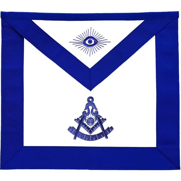 Masonic Blue Lodge Apron Past Master - Regalialodge