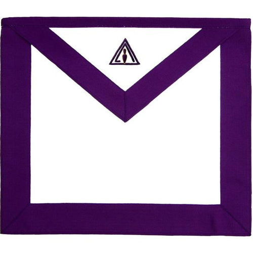 Masonic Council RSM Royal & Select Master Member Apron - Regalialodge