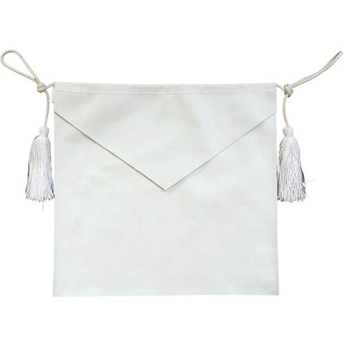 Masonic Candidate / Entered Apprentice Silk Apron - Regalialodge