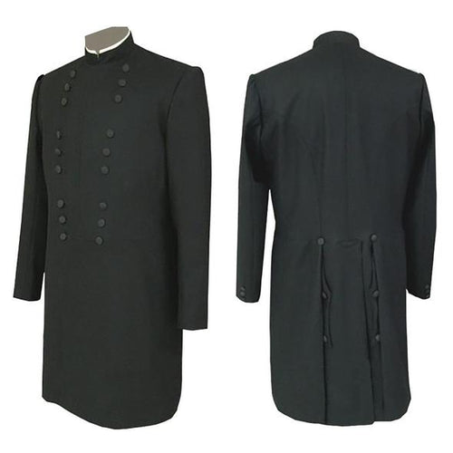 Knights Templar Masonic Commander and Grand Commander Frock Coat - Tall - Regalialodge