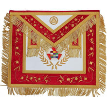Load image into Gallery viewer, Hand Embroidered Masonic Royal Arch PHP Apron