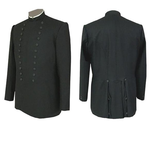 Knights Templar Masonic Past Commander Frock Coat - Regular - Regalialodge