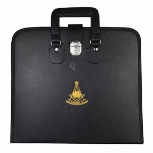 Masonic MM/WM and Provincial Full Dress Apron Past Master Cases - Regalialodge